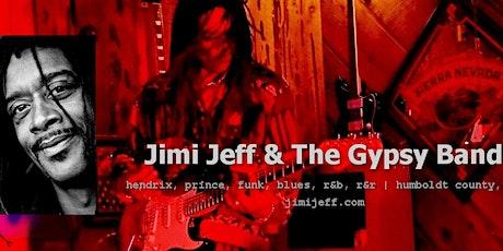 Jimi Jeff & the Gypsy Band tickets