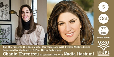 The Boss Maidel Conversations with Nadia Hashimi