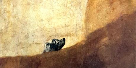 Evento para Niños - Francisco Goya Online-Presencial pintando con formas entradas