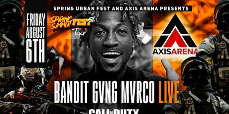 Axis Replay and Spring Urban Fest Presents:  AXIS ARENA   LIVE PERFORMANCE tickets