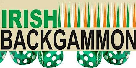 30th Irish Open Backgammon Tournament (2022) tickets