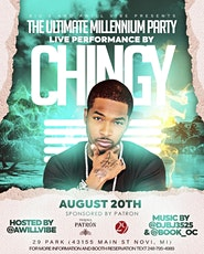 The Ultimate Millennium Party - Live performance by Chingy! tickets
