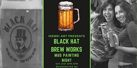 Beer Mug Painting at Black Hat Brew Works tickets