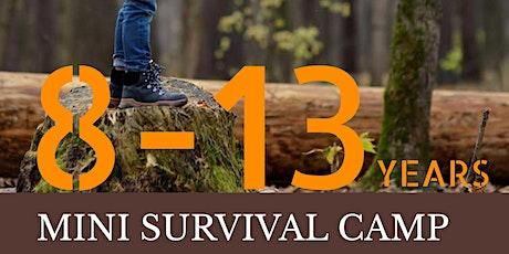 Children's Mini Survival Camp tickets