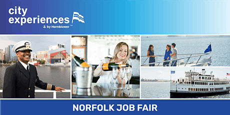Work on the Water!  Job Fair- Norfolk tickets