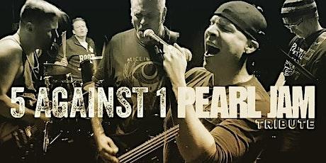 5 Against 1 live at Rhythm & Brews tickets