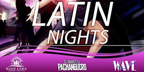 Latin Nights tickets