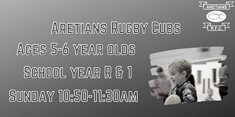 Aretians Cubs ages 5-6 years old tickets