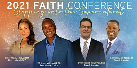 2021 FAITH CONFERENCE tickets