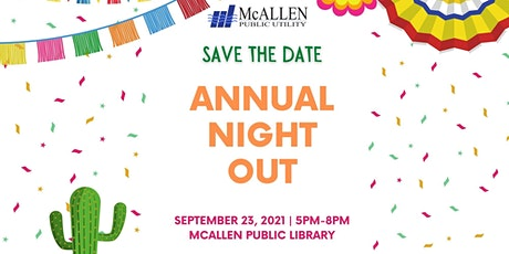 MPU Annual Night Out tickets