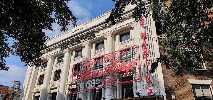 Agatha Christie's London - A London Walks Anniversary Virtual Tour image
