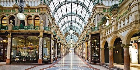 Leeds Beckett City Walking Shopping Tour tickets