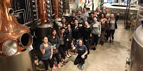 Gin + Yoga at Scratch Distillery tickets