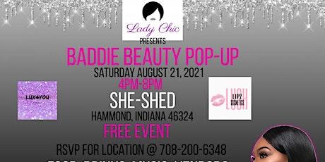 Baddie Beauty Pop-Up tickets
