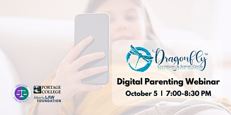 Digital Parenting tickets
