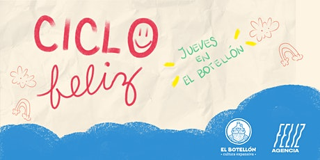 CICLO FELIZ presenta a MARIANA PARAWAY en vivo! entradas