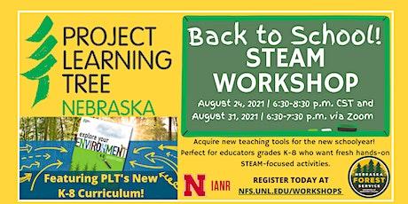 Back to School! STEAM Educator Workshop tickets