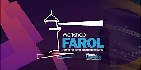 WorkShop Farol  3.0 ingressos