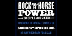 Rock 'n' Horsepower in support of Prostate Cancer UK