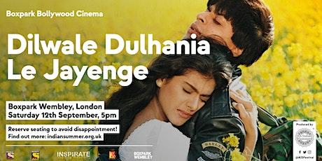 An Indian Summer - Outdoor Film Screening tickets