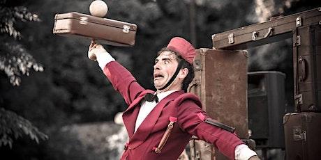 Tutti in valigia - Spettacolo comico, cabaret, disequilibrio biglietti