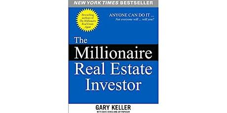 Millionaire Real Estate Investor Book Club tickets