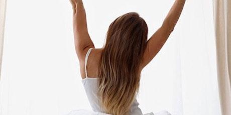 Better Sleep Meditation - Monday's tickets