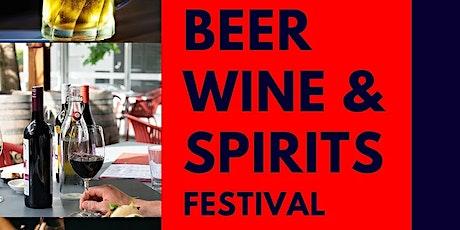 ST. AUGUSTINE CRAFT BEER, FINE WINE & CRAFT SPIRITS  FESTIVAL tickets