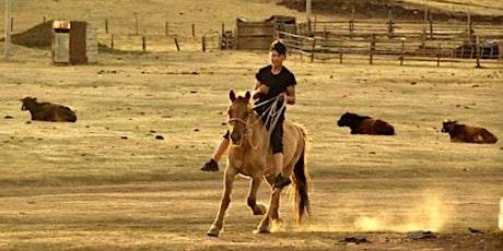 Twilight Horseback Trail Ride and Bonfire tickets
