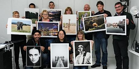 1 Day Auckland Fine-Art Printing Workshop tickets