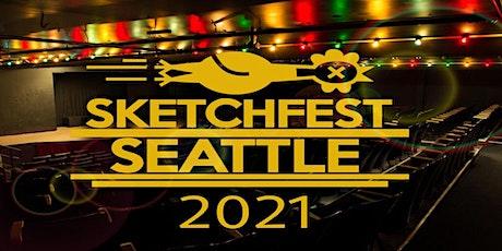 SketchFest Seattle 2021 tickets