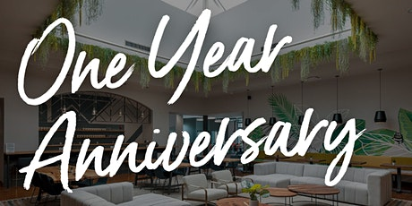 COhatch Mason One Year Anniversary Party tickets