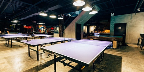 Ping Pong & Pool Happy Hour (w/ Live Music) tickets