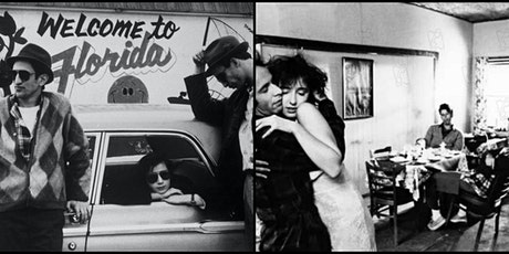 35mm STRANGER THAN PARADISE (8p) & DOWN BY LAW (10p) @ SMC Theater tickets