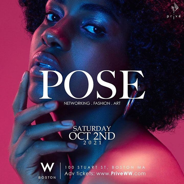 POSE Fashion Show & After Party image