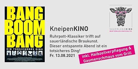 Sauerlandkino - KneipenKINO Tickets