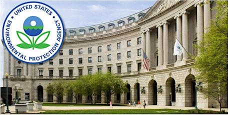 US EPA  AHERA Designated Person Training  Series Part 1 tickets