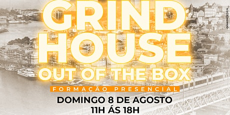 1º SUPER DOMINGO presencial:   GRINDHOUSE: out of the box tickets