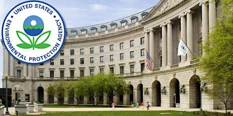 US EPA  AHERA Designated Person Training  Series Part 3 tickets