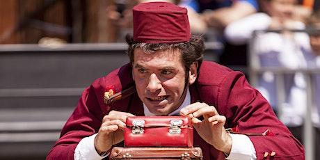 Tutti in valigia - Luigi Ciotta biglietti