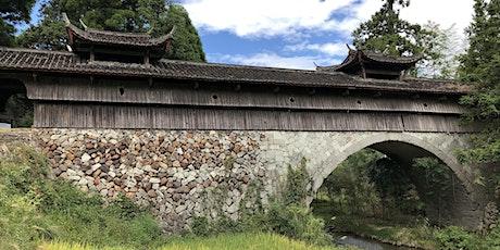 China's Extraordinary Covered-Corridor Bridges with Dr. Ronald G. Knapp tickets