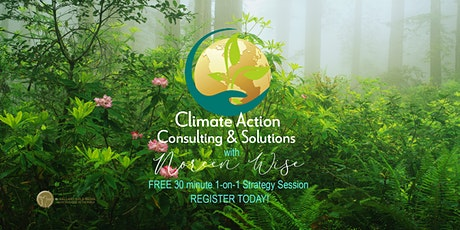 Climate Action Consulting & Solutions tickets