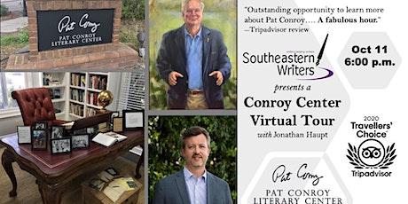 Conroy Center Virtual Tour, in Partnership with Southeastern Writers biglietti
