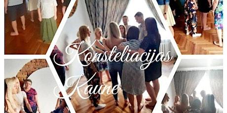 Konsteliacijos Kaune tickets