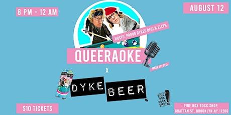 Queeraoke! tickets