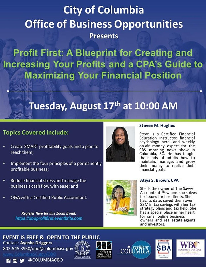 Profit First: A Blueprint for Creating and Increasing Your Profits image