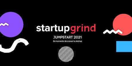 JUMPSTART 2021 Aprendiendo a Emprender y creciendo nuestra Empresa: España entradas