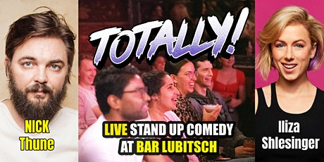 TOTALLY! Stand up Comedy (Use our PROMO CODE for TICKET DISCOUNTS) tickets