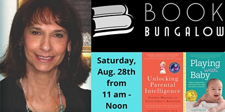 """Virtual Author Event - Dr. Laurie Hollman (""""Playing with Baby"""") tickets"""