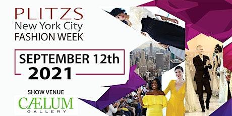 DESIGNER SHOWCASE #2 - PLITZS NEW YORK CITY FASHION WEEK tickets